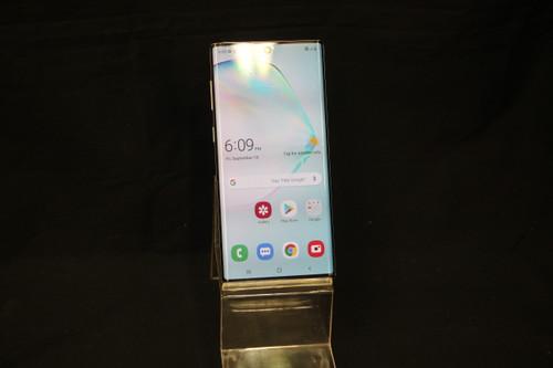 Aura Glow 256gb Samsung Galaxy Note 10 SM-N970u Unlocked Smartphone