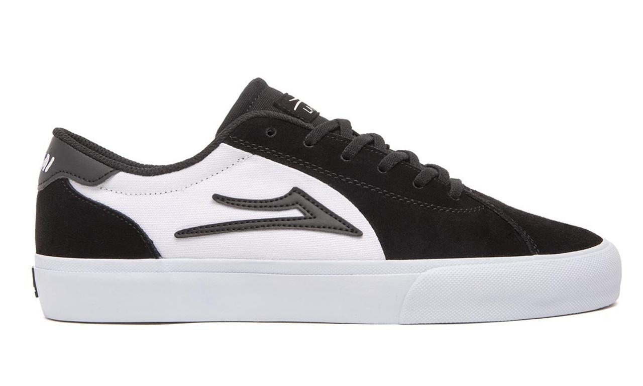 Lakai footwear - Flaco 2 Black/White