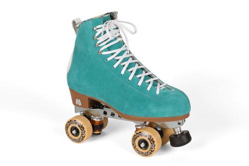 ed1248e5dfa6 Van s Chicks in Bowls style custom roller skates
