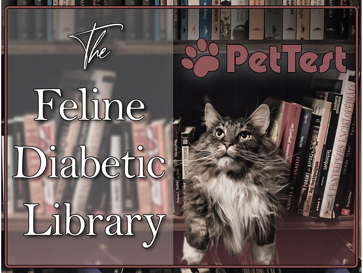 Blog Library for Diabetic Cats