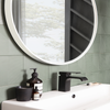 Frame Circular Mirror 600 600mm x 38mm(d)  order instore or online today @www.tuscanytiles.co.uk