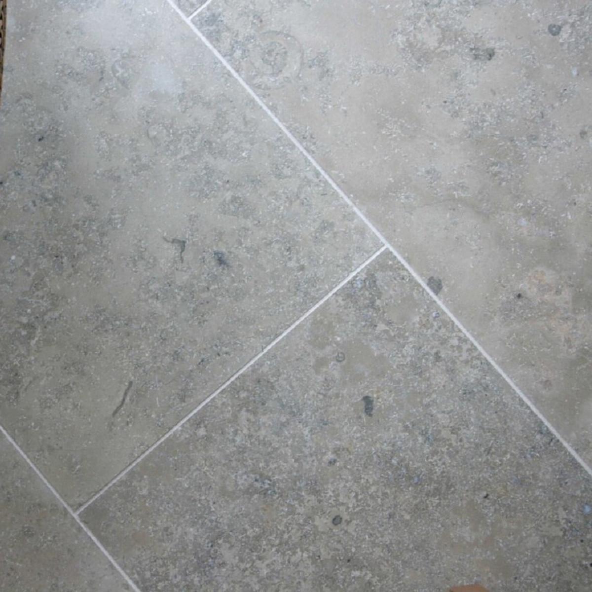 Jura Limestone Grey 40x80 Honed, Floor Tile