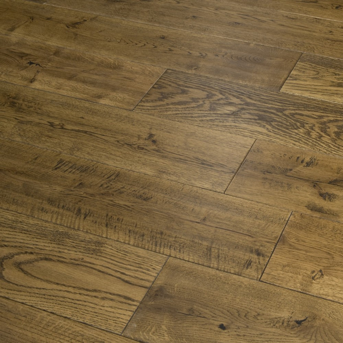 Tuscany Tudor-Oak-Eng-18¦5-X-150mm-RL-Handscraped Engineered Wood Flooring  www.tuscanytiles.co.uk