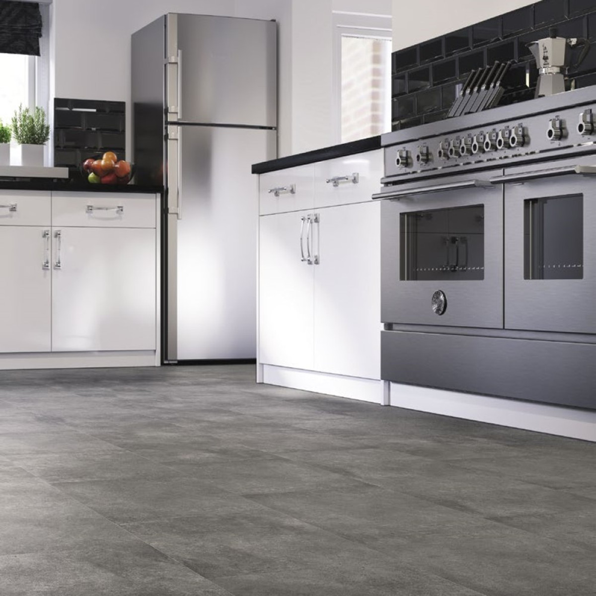 Tile (457mm x 305mm x 2.5mm. Pack size: 3.34m2) order instore or online @ www.tuscanytiles.co.uk