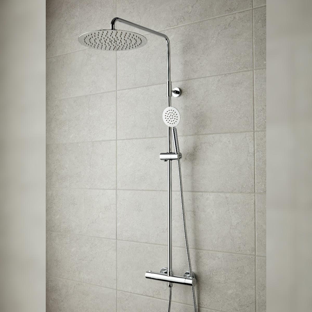 Aquablade Round Shower Column
