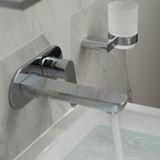 Photon Wall Mounted Basin Mixer