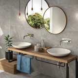 Tus Mono Greige 60x120  bathroom Wall and Floor
