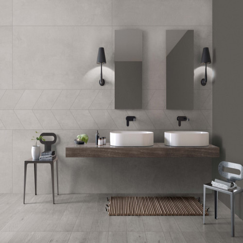 TUS-ALK GREY 80X160-ROMBO + WOOD GREY 20X120.jpg  order @ www.tuscanytiles.co.uk