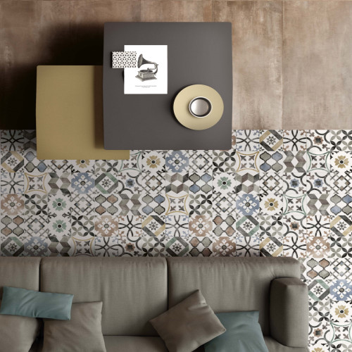 PLAY MIX MULTICOLOR order instore or online @ www.tuscanytiles.co.uk