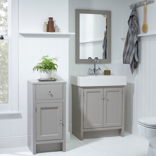 Hampton 700 Basin Unit - Mocha