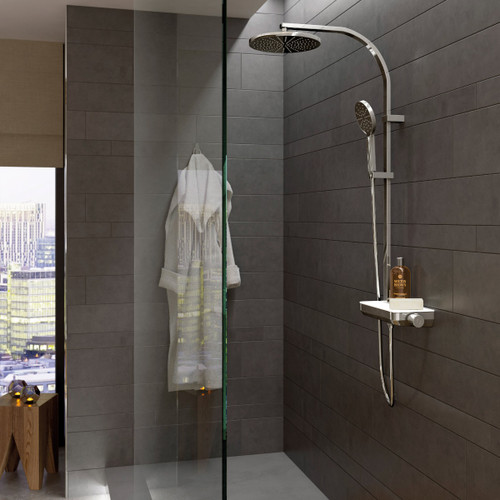 Strata Thermostatic Shower Column