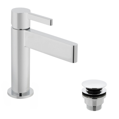 Edit Mono Basin Mixer with Universal Waste