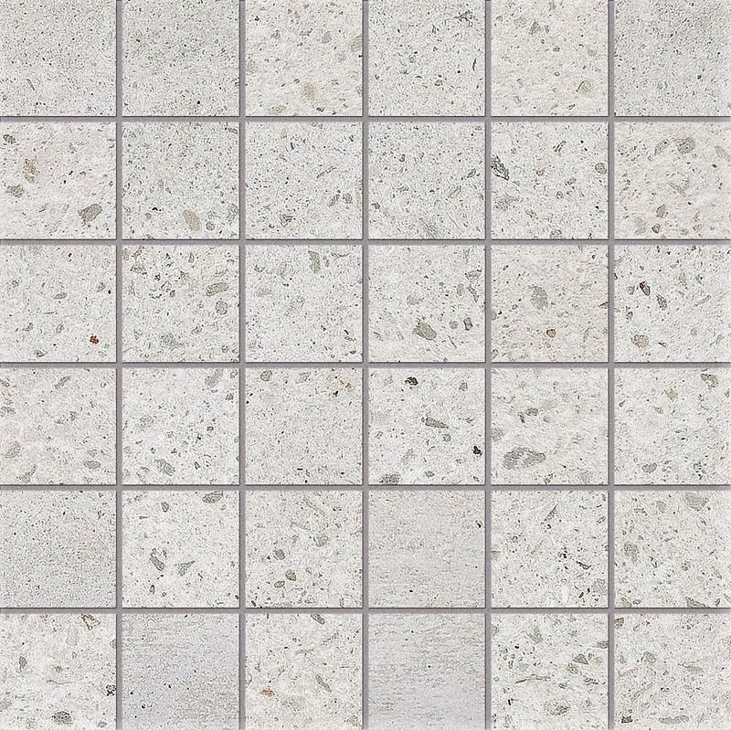 Downtown Ivory Mosaic  30X30