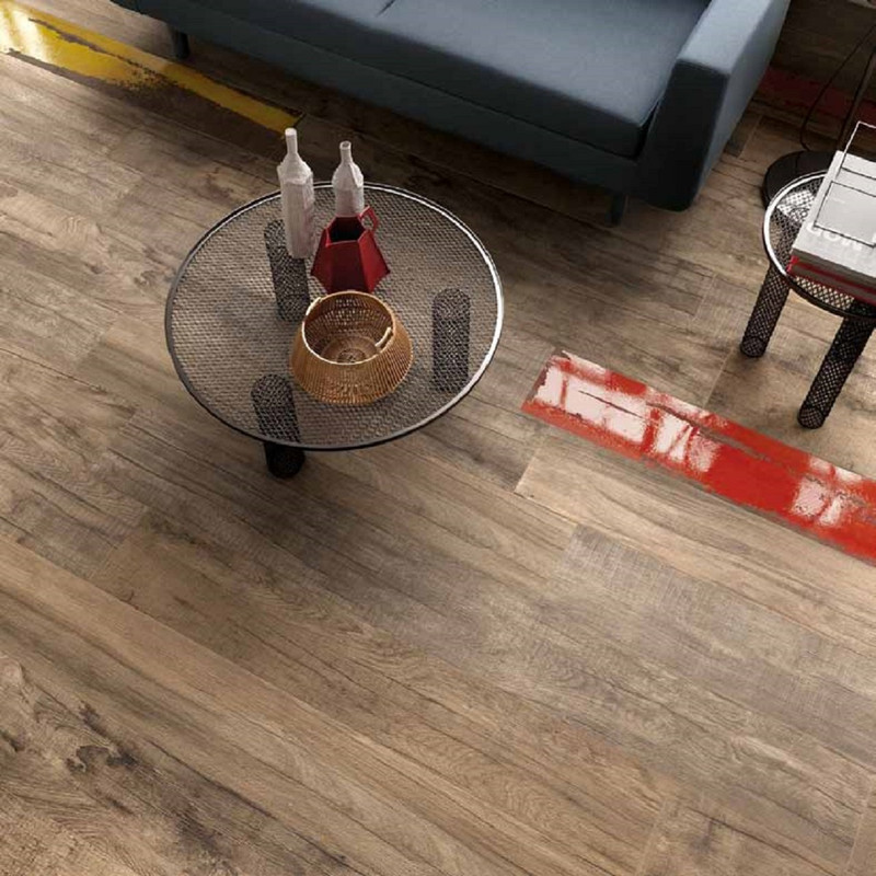 Dolphin Clay rett. 20x120 - 20x170 Tile Wood
