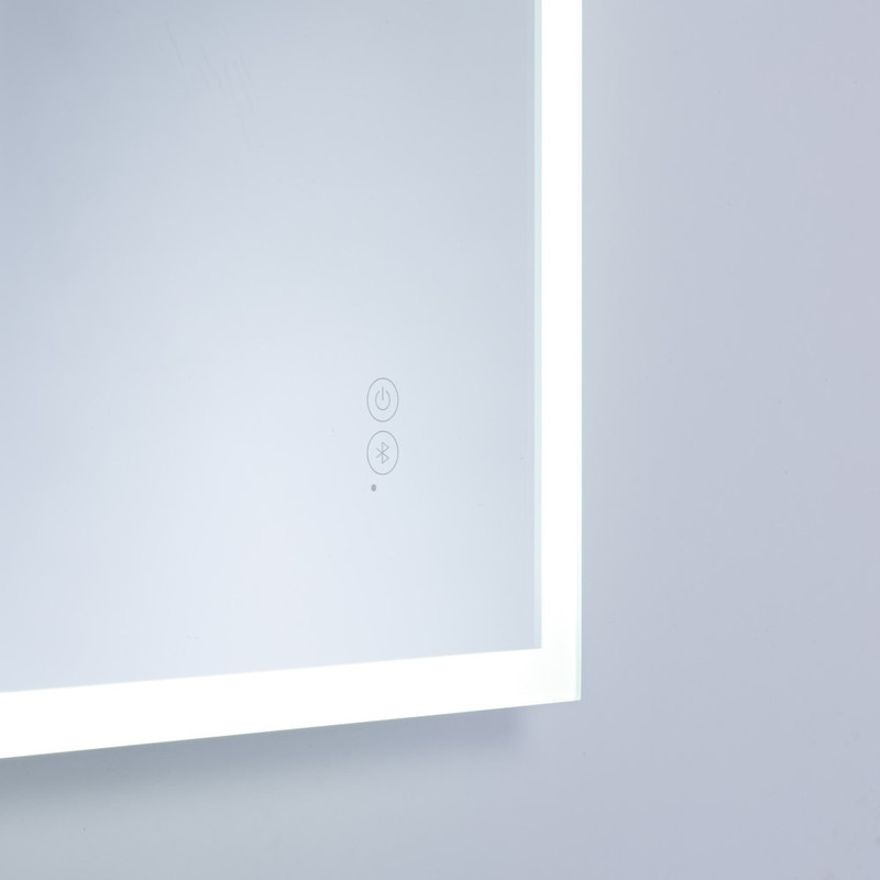 Forte Mirror 500/700 500mm(w) x 700mm(h) x 55mm(d) Forte Mirror 600/800 600mm(w) x 800mm(h) x 55mm(d)  order online @ www.tuscanytiles.co.uk