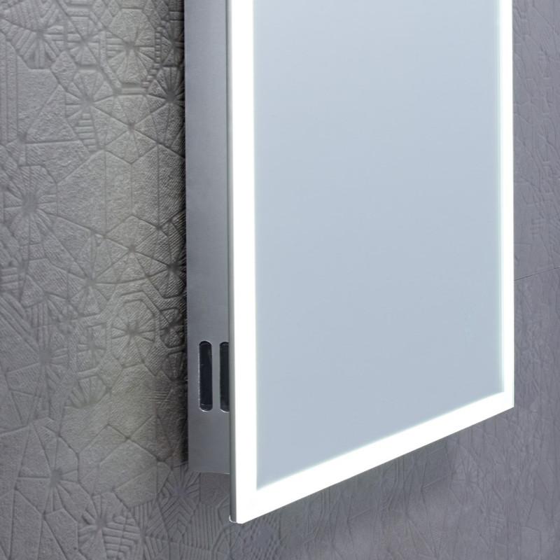Forte Mirror 500/700 500mm(w) x 700mm(h) x 55mm(d) Forte Mirror 600/800 600mm(w) x 800mm(h) x 55mm(d)