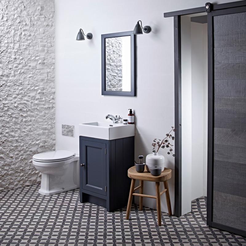 Hampton 400 Cloakroom Basin Unit