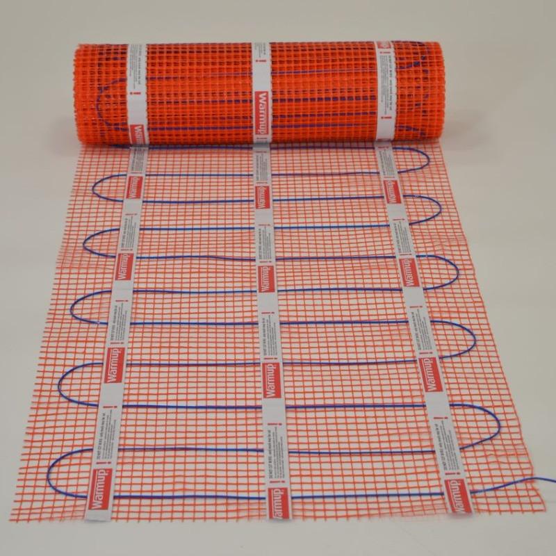 Warmup 200W/M² StickyMat Underfloor Heating System