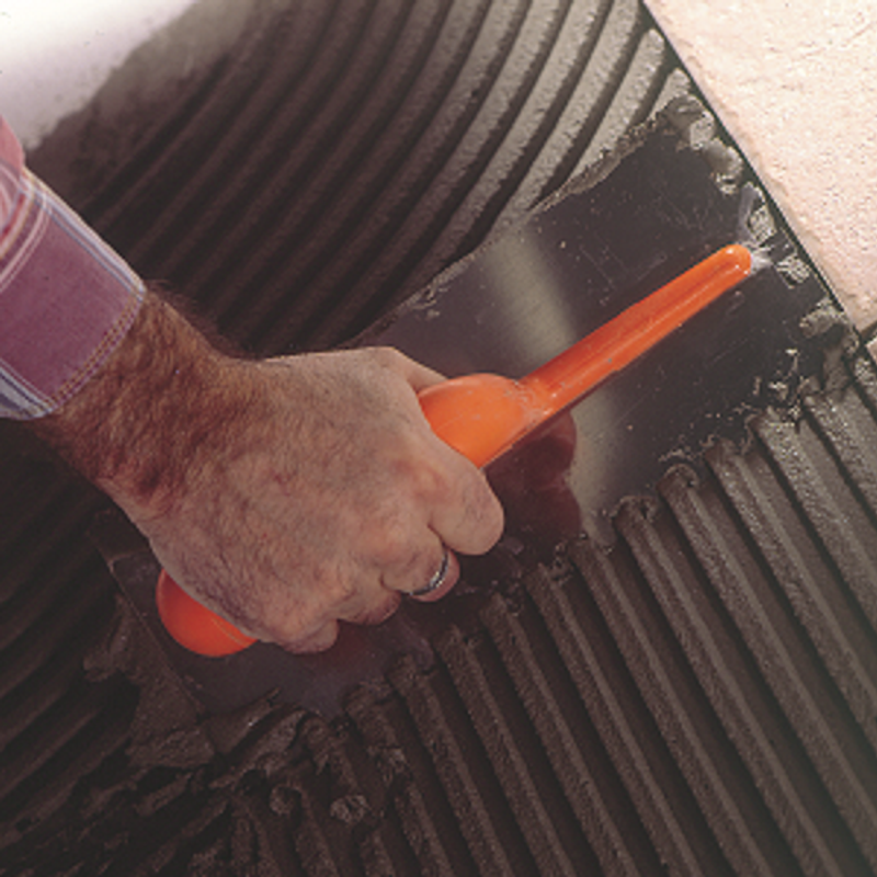 Benfer Fix Grey Fast Setting Floor Tile Adhesive