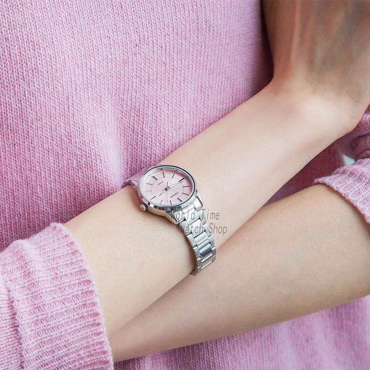 Casio watch women watches Set top brand luxury Waterproof Quartz Wrist watch Luminous ladies Clock Sport watch women relogio quartz ladies watch quartz watch ladiesquartz watch casio