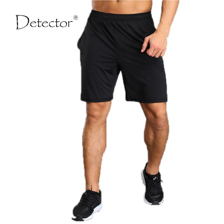 Detector Men Short Jogger Workout Fitness Bottoms High Quality Body building Ball And Leisure Beach Board Shorts|shorts shorts|balls shorts shorts high