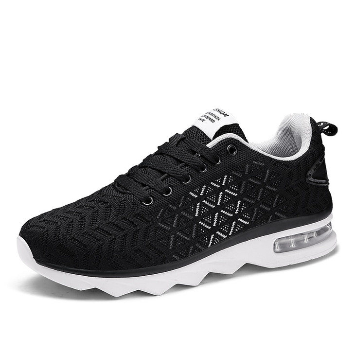 Autumn junior high school students smelly sneakers breathable wear wear running shoes men's casual shoes Men's Casual Shoes 