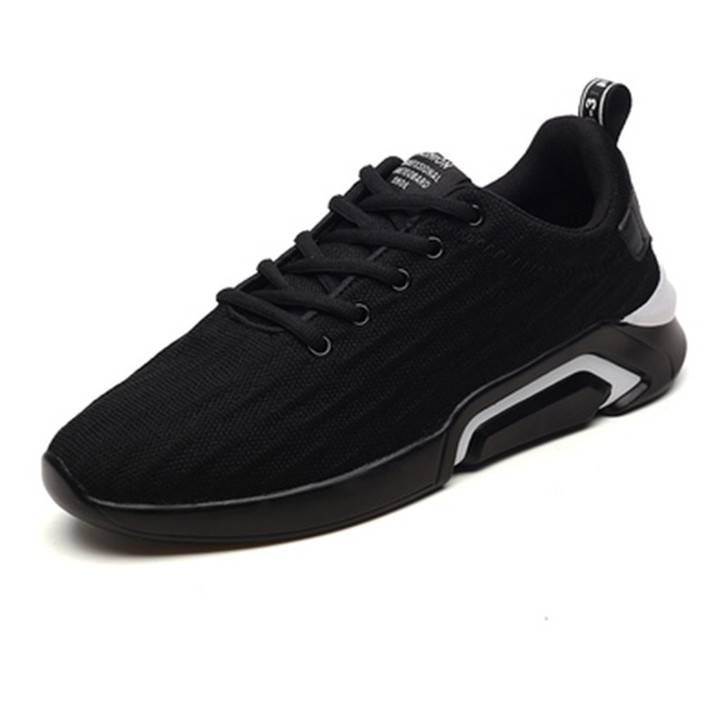 Breathable anti odor Weaver men's shoes sports casual shoes 100 take net face running shoes|Men's Casual Shoes|