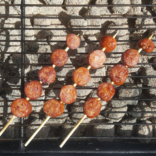 Spanish Chorizo Skewer
