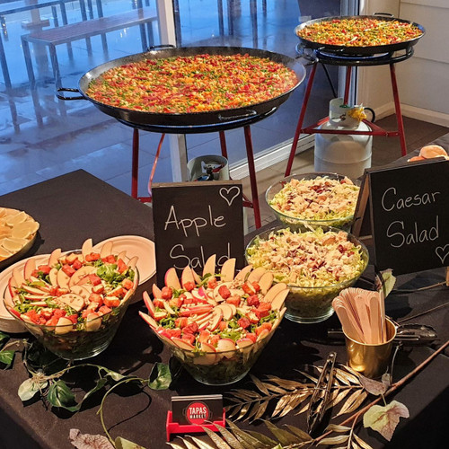Spanish Paella Catering for Corporate Events