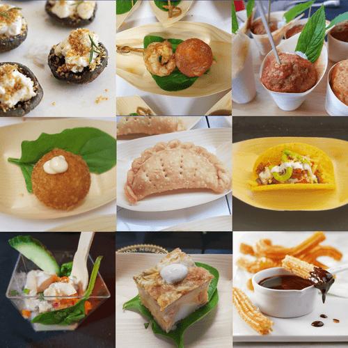 Package 2 – Just Tapas & Dessert ($25 p/p)
