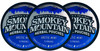 Smokey Mountain Arctic Mint Pouch Herbal Snuff 3 Cans