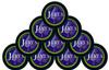 Jake's Mint Herbal Chew Blackberry 10 Cans