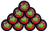 Jake's Mint Herbal Chew Pouches Green Apple 10 Cans