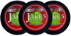 Jake's Mint Herbal Chew Pouches Green Apple 3 Cans