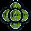 Jake's Mint Herbal Chew Spearmint 5 Cans