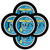 Jake's Mint Herbal Chew Pouches Lemonade 5 Cans