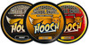 Hooch Herbal Snuff Pouch Packs  Whiskey, Classic, Spitfire 3 Cans