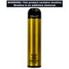 VaporLax Vape Sirius 2200 Flavored Disposables Lemon Bar