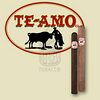 Te-Amo Toro Maduro Cigars - 6 x 50 (Box of 25)