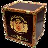 Macanudo Ascot Maduro Cigars - 4 x 32 (10 Tins of 10)