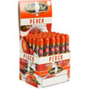White Owl Blunts Xtra Peach Tube Cigars (Upright Box of 30) - Natural