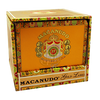 Macanudo Gold Ascot Cigars - 4 3/16 x 32 (10 Tins of 10)