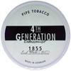 4th Generation Pipe Tobacco 1855 3.5 OZ Tin