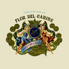 Flor Del Caribe Dominica Maduro Cigars - 5 x 54 (Box of 25)