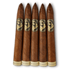 Caldwell Midnight Express Piramide Cigars - 6 x 50 (Pack of 5)