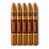 Gispert Belicoso Natural Cigars - 6.12 x 52 (Pack of 5)
