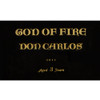 God of Fire by Don Carlos Robusto Gordo Cigars - 5.5 x 54 (Box of 10)