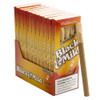 Black and Mild Wood Tip Jazz Cigars (10 packs of 5) - Natural