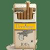 Derringer Filtered Vanilla Cigars (10 Packs of 20) - Natural