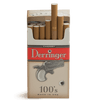Derringer Filtered Cherry Cigars (10 Packs of 20) - Natural
